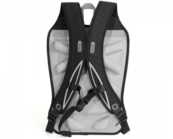 Ortlieb carrying system for cycle bags | slate-black