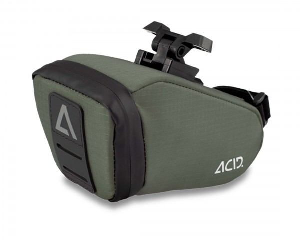 Cube ACID Satteltasche Click M | olive