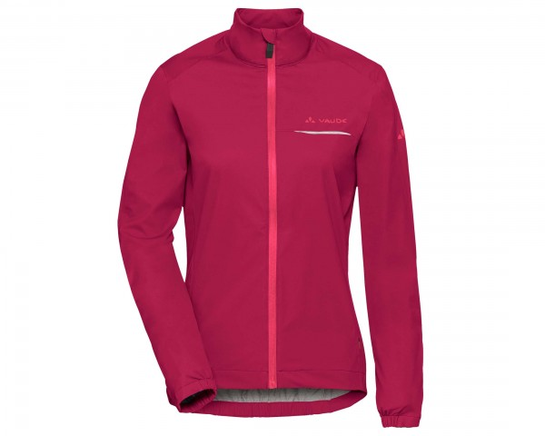 Vaude Damen Strone Jacke | crimson red