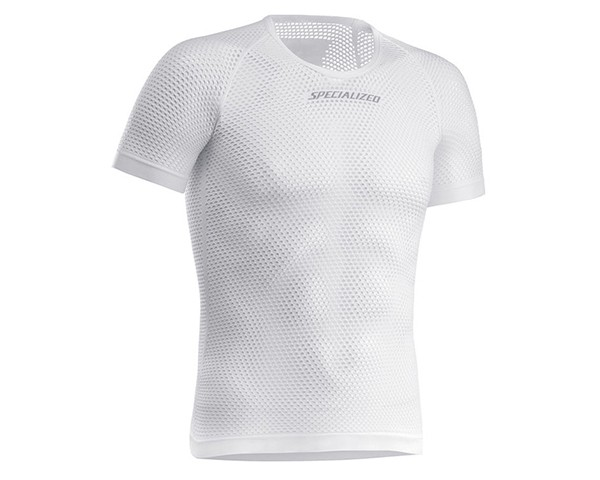 Specialized SEAMLESS MESH S.S. Under Shirt | white
