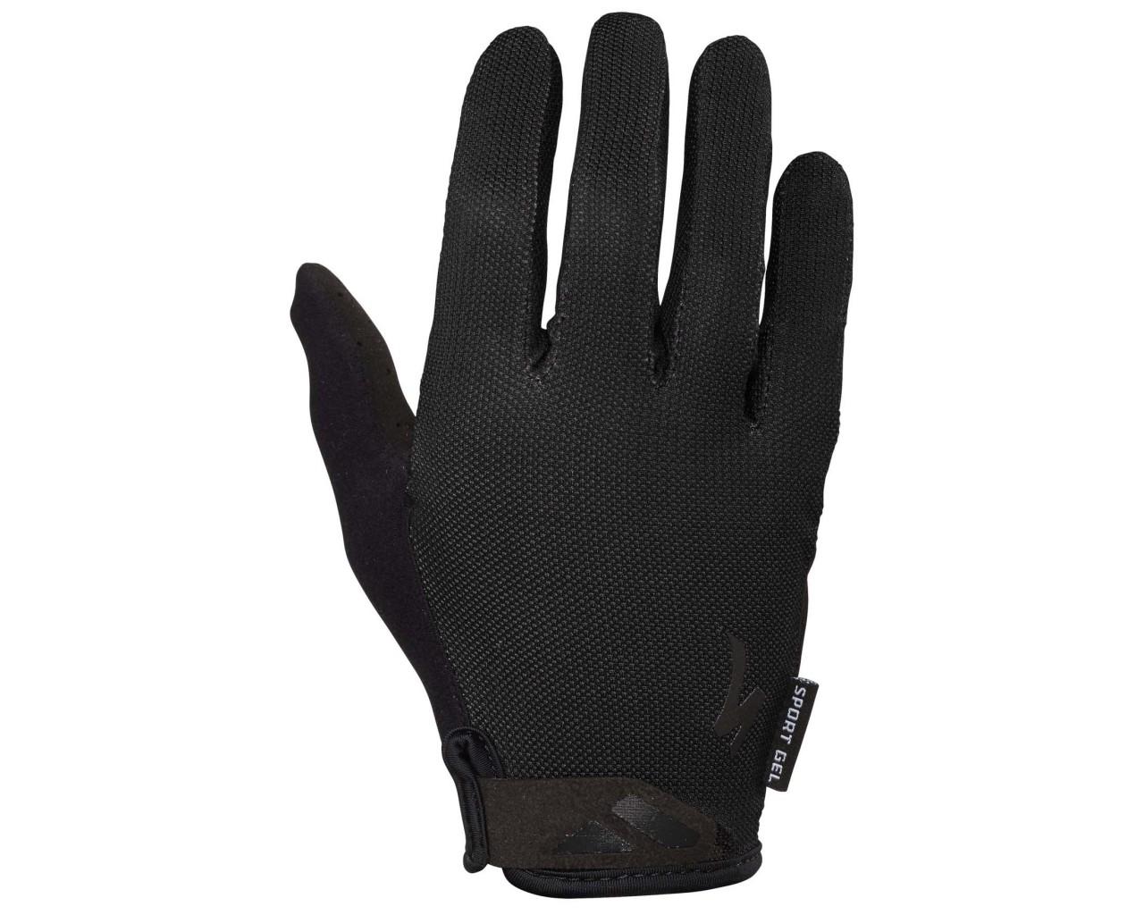 Specialized Body Geometry Sport Gel Women Glove longfinger | black