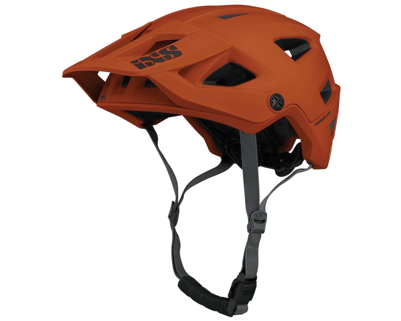 iXS Trigger AM MIPS - MTB Helm   burnt orange