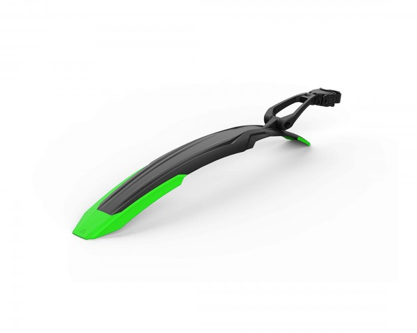 Cube ACID Mudguard VANE PRO rear 27.5 | black n green