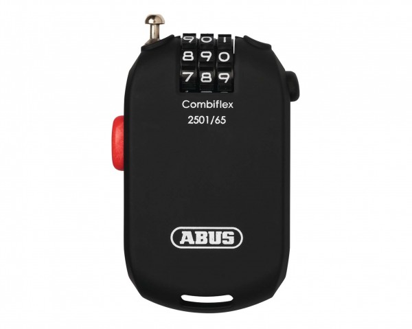 Abus Combiflex 2501/65 cable cycle lock - Level 1 | black