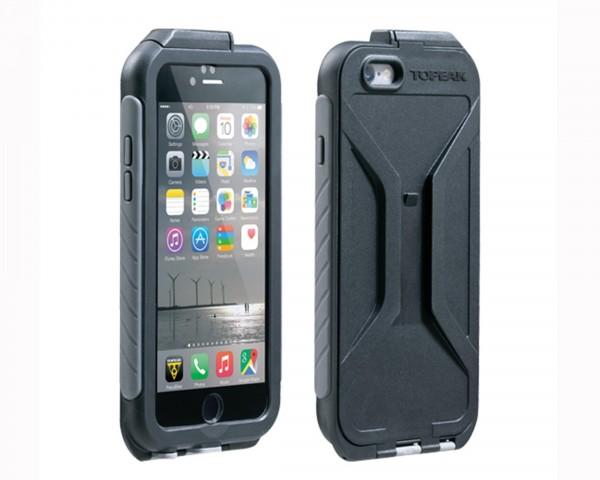 Topeak Weatherproof RideCase für iPhone 6 ohne Halter | black-grey