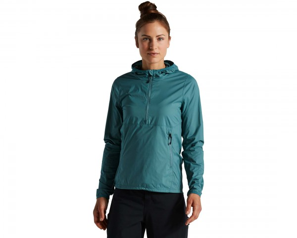 Specialized Trail-Series Womens Wind Jacket | dusty turquoise