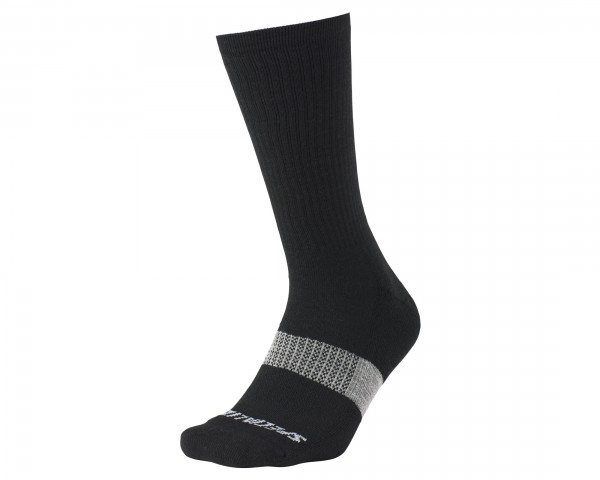 Specialized Merino Midweight Tall Socks | black