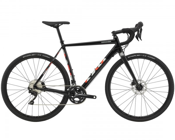Cannondale CAADX 105 - Cyclocross Bike 2020 | black pearl