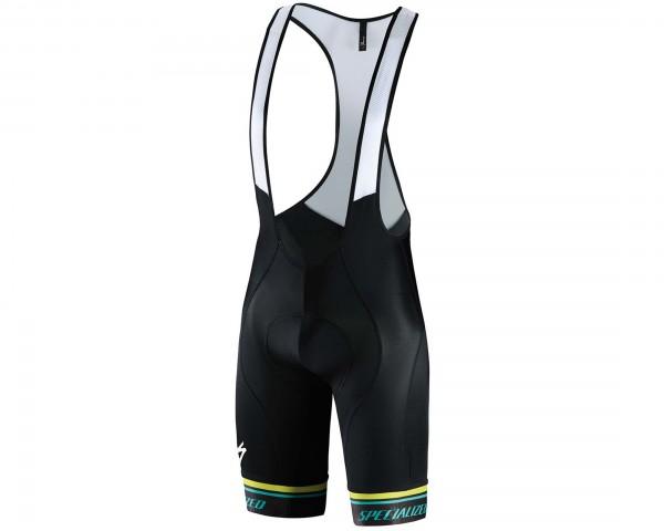 Specialized SL Expert Bib Shorts | black-black-nice blue