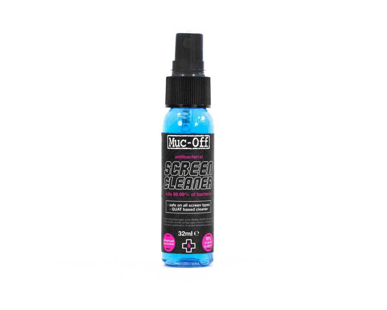 Muc-Off Antibakterielles Tech Care Reinigungsspray 32ml