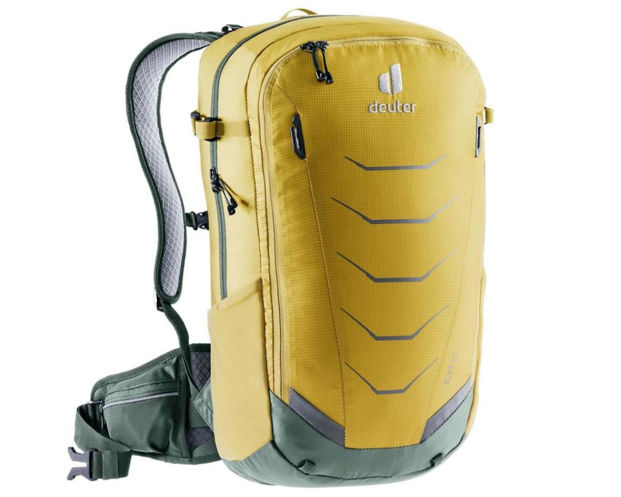 Deuter Flyt 20 litres Protector-Backpack | turmeric-ivy