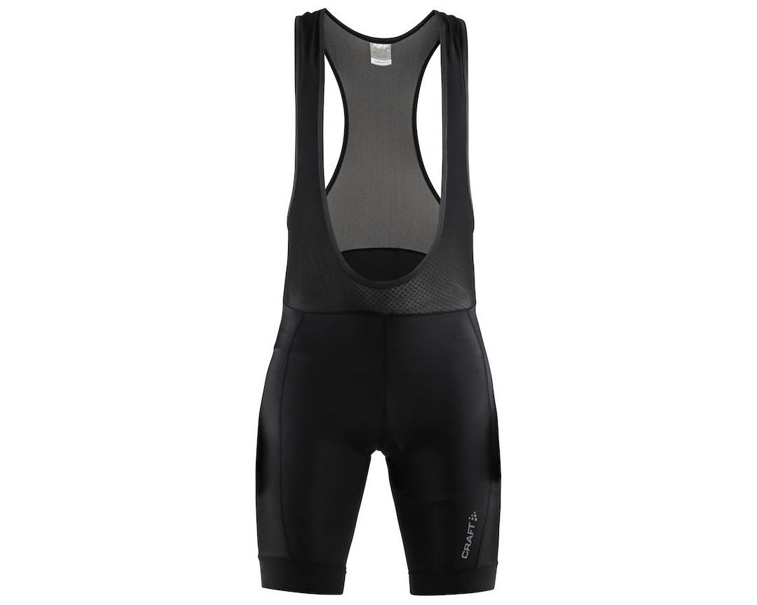 Craft Rise Bib Shorts | black