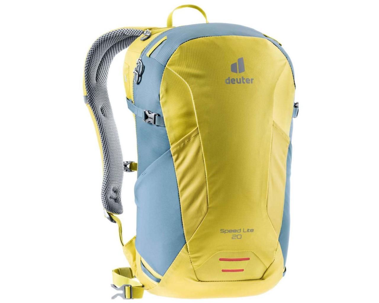 Deuter Speed Lite 20 litres Backpack PFC-free | greencurry-slateblue