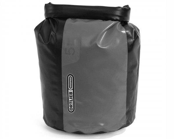 Ortlieb dry bag PD350 - 5 liter | slate-black