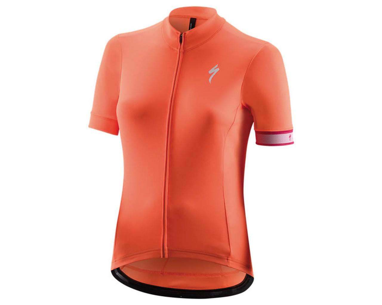 Specialized RBX Sport Logo Women Jersey Short Sleeve | acid lava