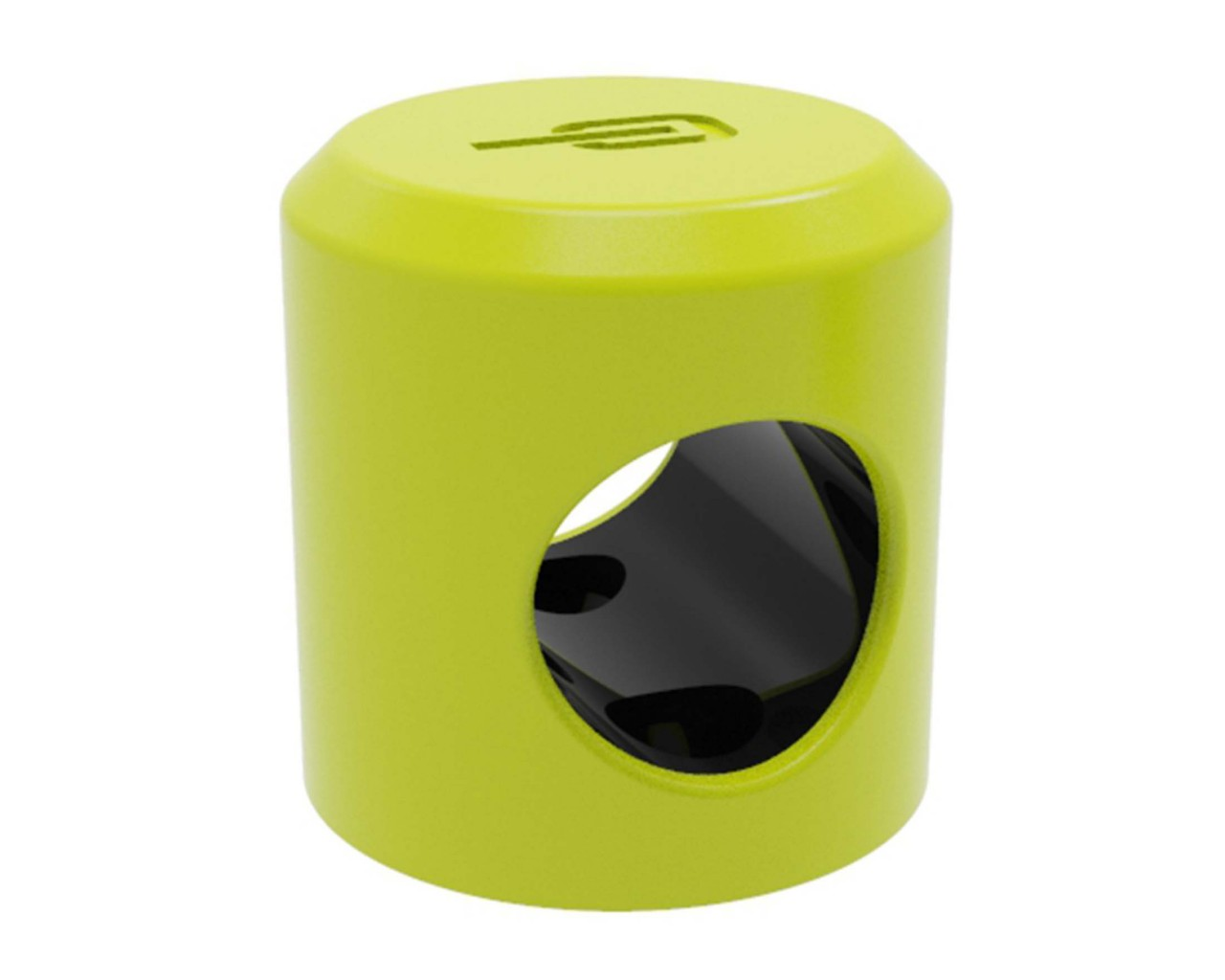 Hiplok ANKR Mini - Wall/Ground anchor for max. security | yellow