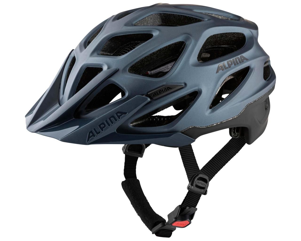Alpina Mythos 3.0 Tocsen - MTB Fahrradhelm   indigo matt