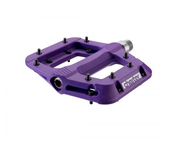 Race Face Chester Composite Platform Pedals (Pair)   purple