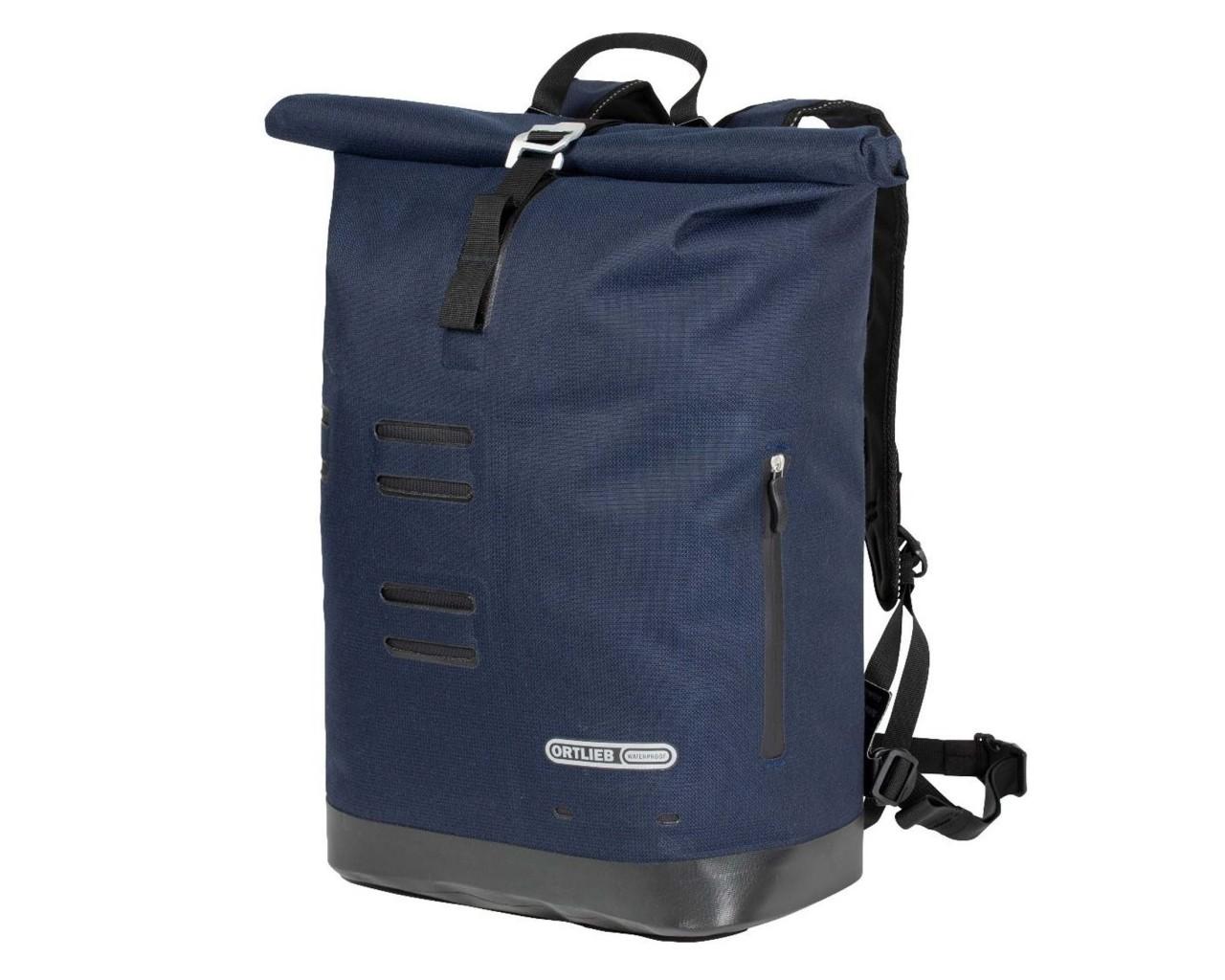 Ortlieb Commuter-Daypack Urban Line 27 litres waterproof backpack PVC-free | ink