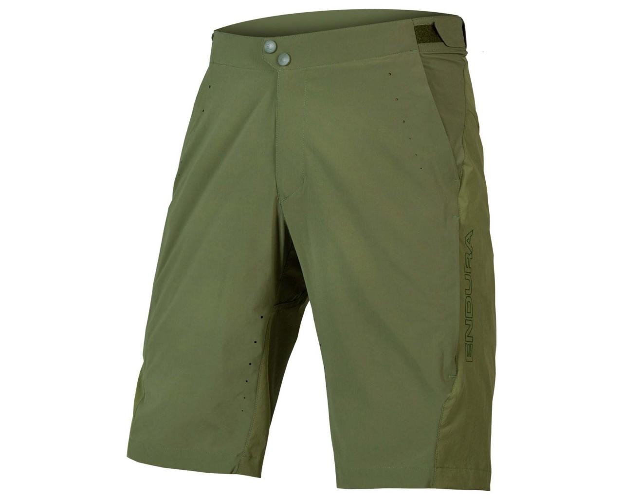 Endura GV500 Foyle Shorts | olive green