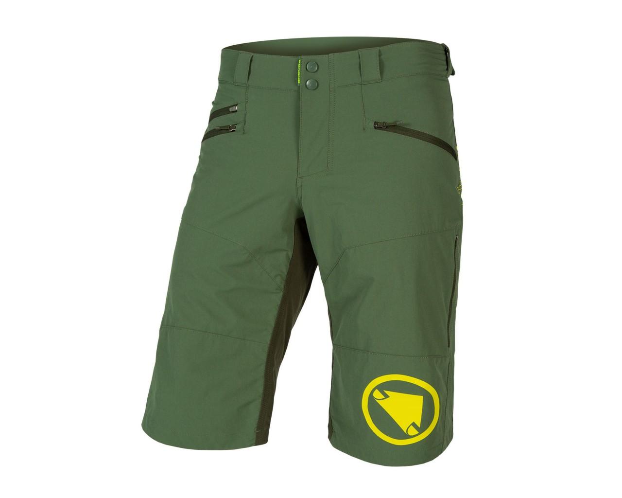 Endura SingleTrack Shorts II   forest green