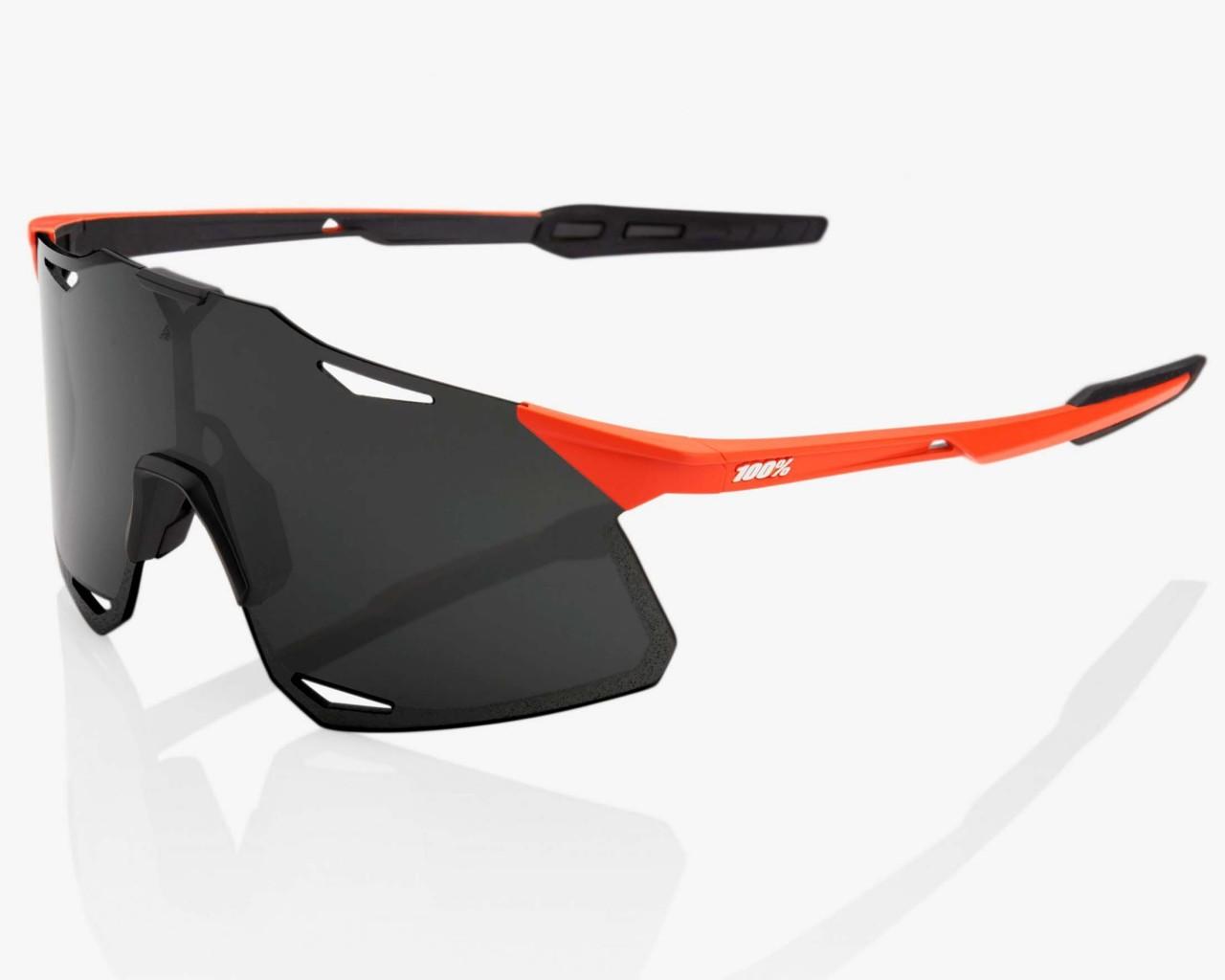 100% Hypercraft Smoke Lens Sonnenbrille | matte Oxyfire