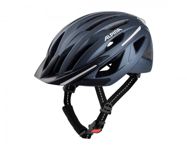 Alpina Haga MTB-Helm | indigo matt