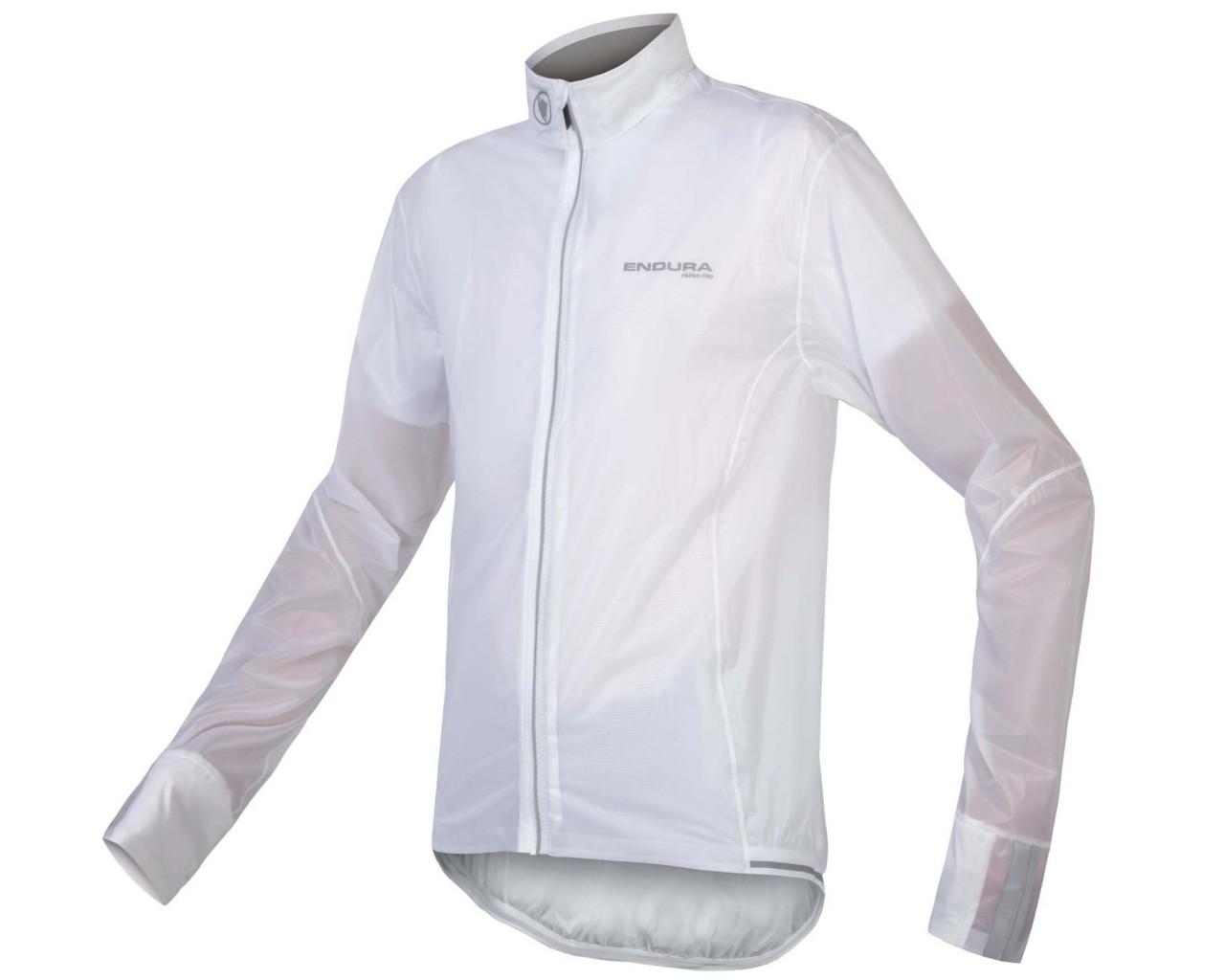 Endura FS260-Pro Adrenaline Race Cape II Regenjacke   white