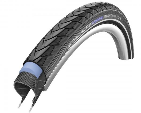 Schwalbe Marathon Plus Trekking-Reifen 26 Zoll | schwarz Reflex Endurance SmartGuard