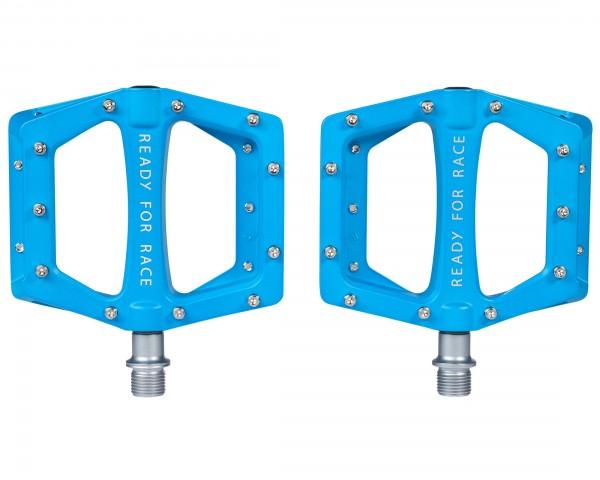 Cube Pedals Flat CMPT | blue