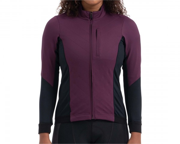 Specialized Therminal Deflect Womens Jacket | cast berry