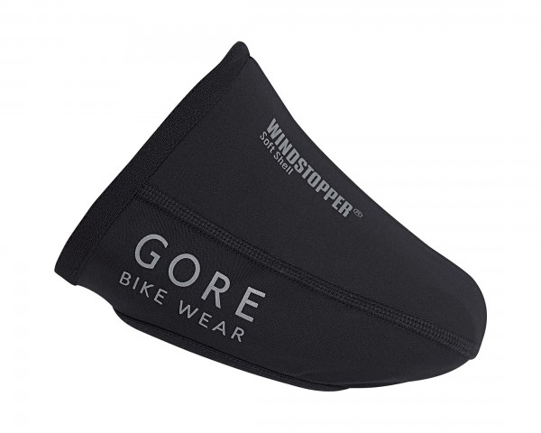 Gore Bike Wear ROAD WINDSTOPPER Soft Shell Toe Protector | black