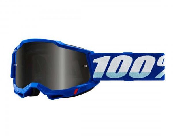 100% Accuri Generation 2 Brille - Antibeschlag und Spiegelglas | blue