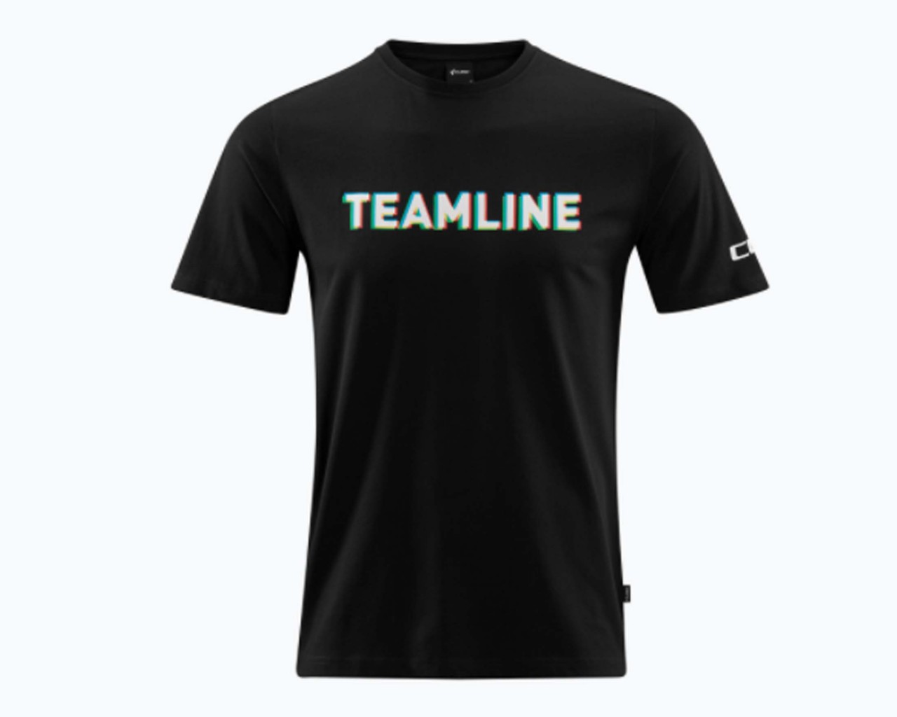 Cube Organic T-Shirt Teamline | black