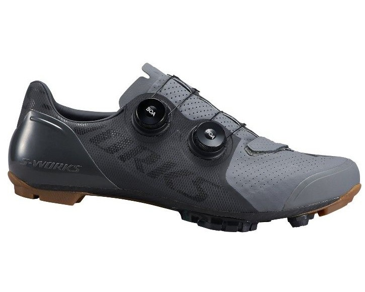 Specialized S-Works Recon MTB Shoes | smoke