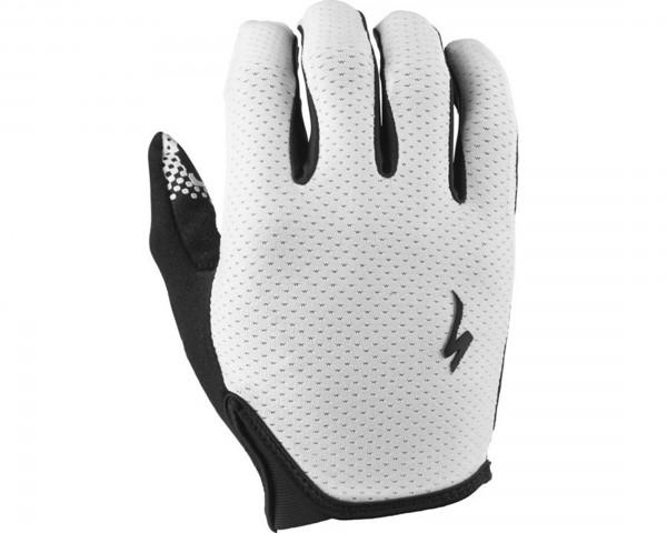 Specialized Body Geometry Grail long finger Gloves   Black/White