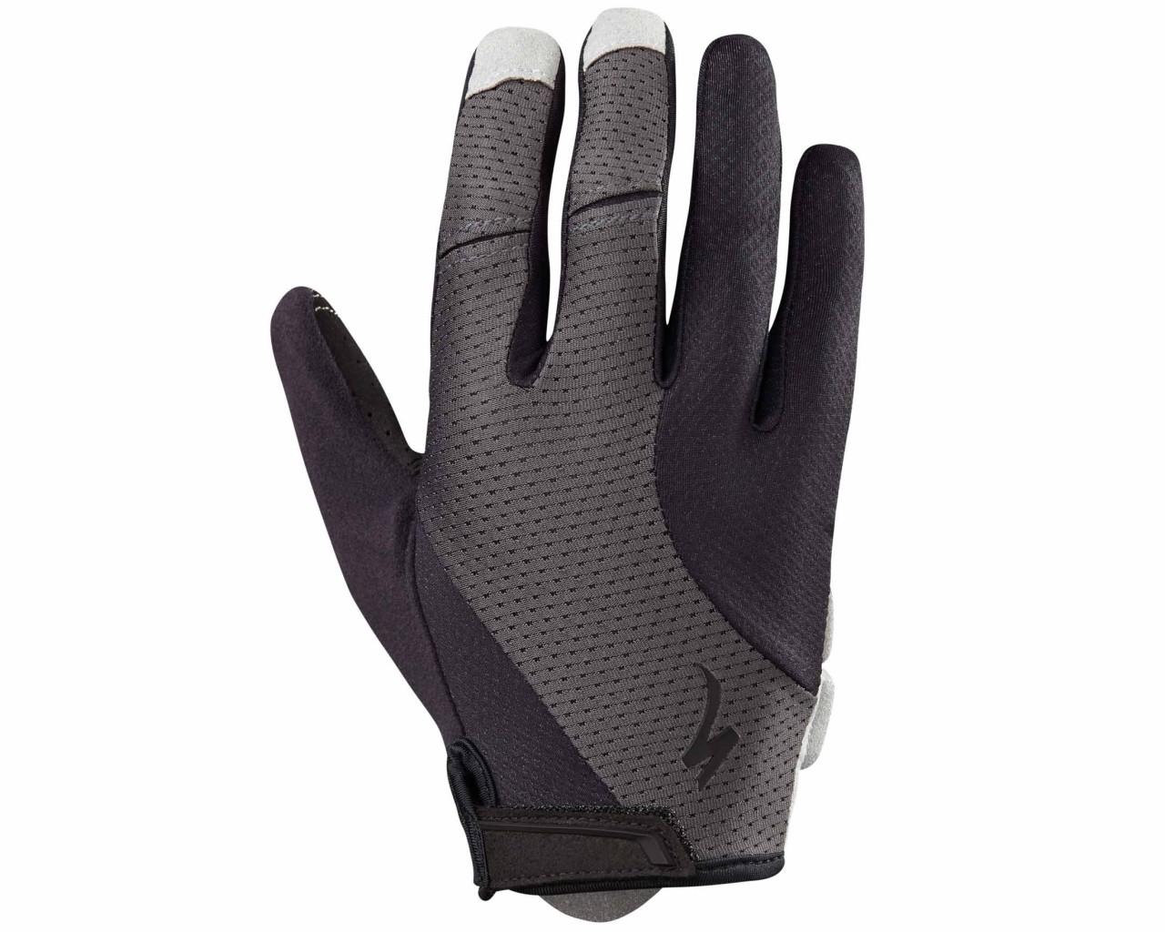 Specialized BG Gel Womens long fingers Gloves   black