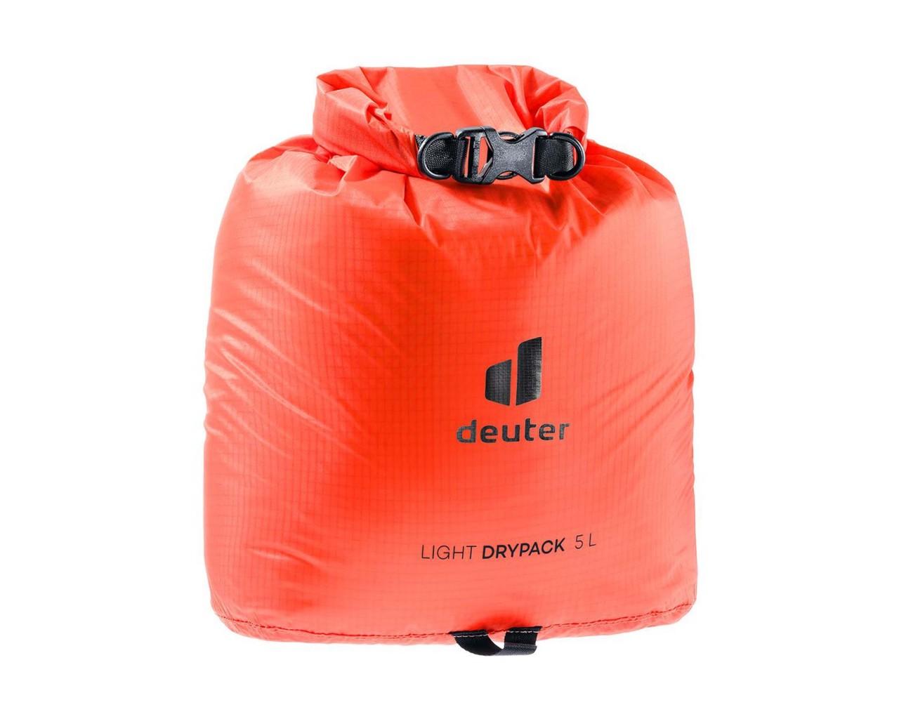 Deuter Light Dry Pack 5 Liter PFC-frei   papaya