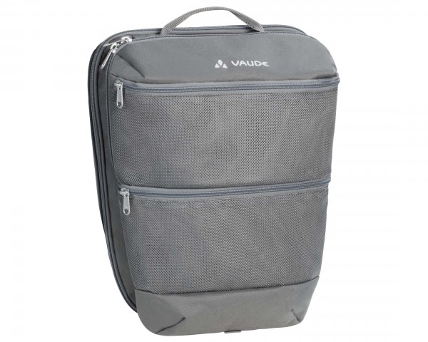Vaude SortYour Back organizer and wash bag | anthracite