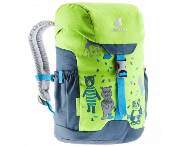 Deuter Schmusebär 8 litres Kids backpack PFC-free | kiwi-arctic