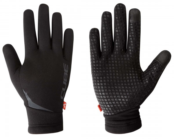 Cube Gloves Race Multisport long finger | black