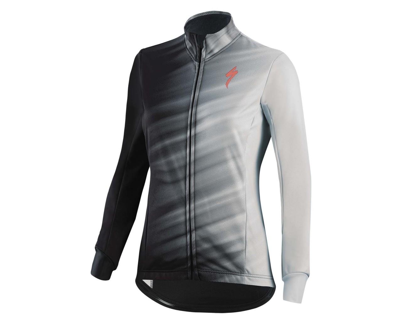 Specialized Element RBX Comp Womens Jacket | light grey-black faze