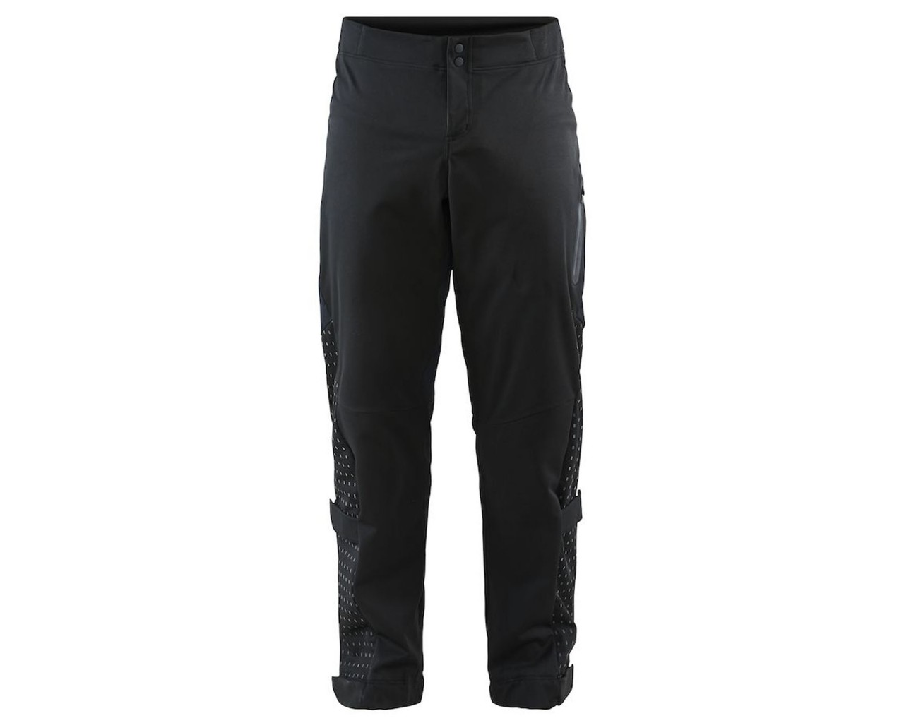 Craft Hale Hydro Pants - wind/water-repellent Pants | black