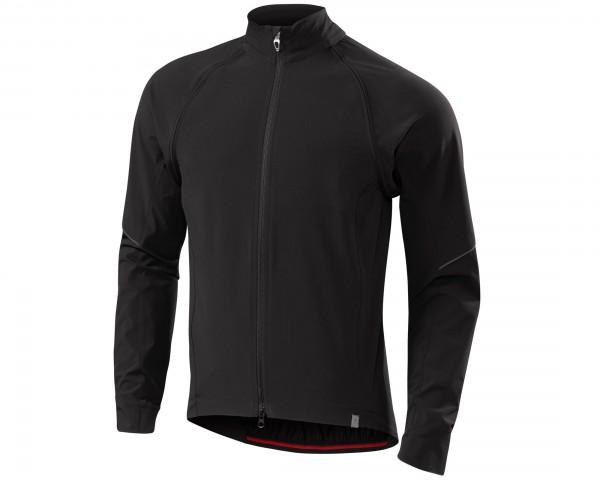 Specialized Deflect Hybrid Jacke | dark carbon