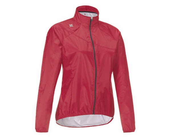 Specialized Womens Pro Wind Jacket | red