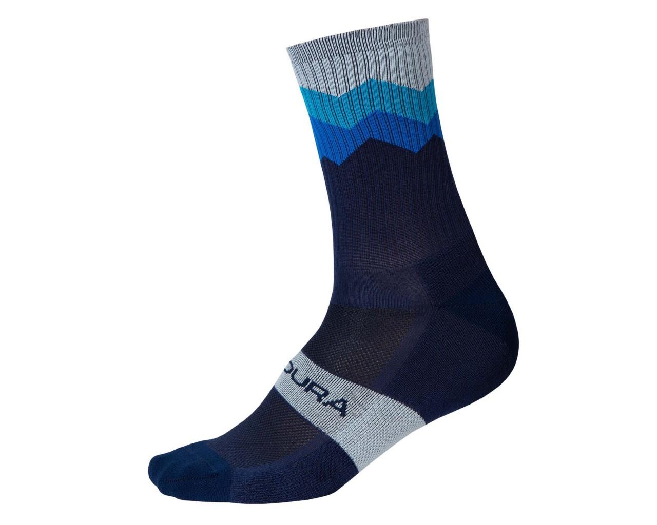 Endura Zacken Socken | navy