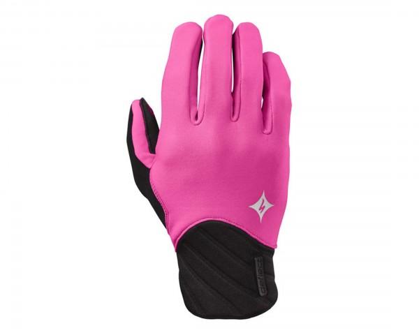 Specialized Womens Deflect Handschuhe langfinger | neon pink