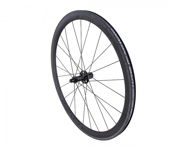 Specialized Roval CL 40 - Carbon Rear 28 Inch | satin carbon-black