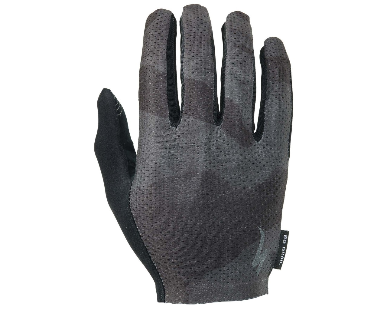 Specialized Body Geometry Grail Handschuhe langfinger | black-charcoal camo