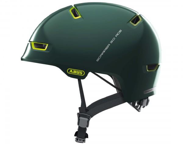 Abus Scraper 3.0 ACE Fahrradhelm | ivy green